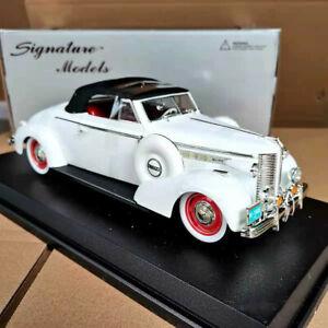 1/18 Buick car model classic sports car model