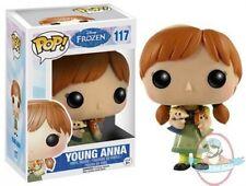 Pop! Disney: Frozen Series 2 Young Anna Vinyl Figure by Funko