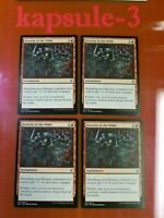 4x Ferocity of the Wilds | Throne of Eldraine | MTG Magic The Gathering Cards