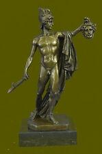 Perseus holding the head of Medusa - Bronze Statue Hot Cast Sculpture Figure