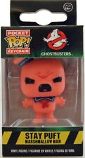 Funko pop keychain-Ghostbusters-stay Tuft Marshmallow Man angry