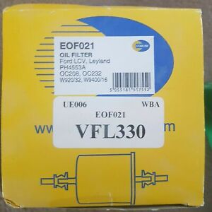 Comline Engine Oil Filter EOF021  - BRAND NEW - GENUINE