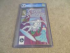 Silver Surfer #v3 #2 CGC 9.4 Marvel 1987 White Pages See My Store