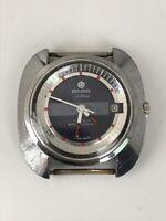 Basis Noblesse Vintage Watch Man's 17 Jewels Shockresistan Swiss Made Mod Dep