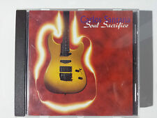 """CARLOS SANTANA """"SOUL SACRIFICE"""" EXCLUSIVE SPANISH CD FROM """"ROCK"""" COLLECTION"""
