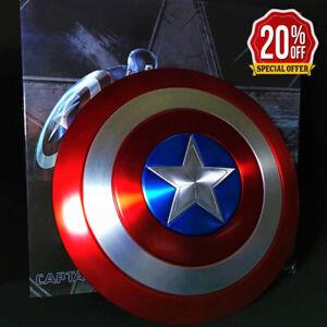 Avengers Captain America Shield USA 57CM Quality Superhero Weapon Prop Cosplay