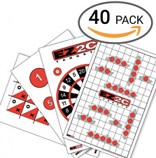 Paper Targets For Shooting Practice by EZ2C | Gun And Rifle Game Targets Paper