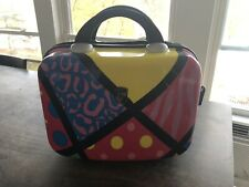 HEYS Luggage Carry On Cosmetic Case Travel