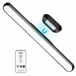Dimmable Touch Remote Control Light Bar, 5W Built-in 2000mAh Battery and