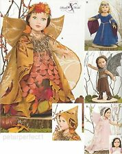 "18"" Girl DOLL MYSTICAL FANTASY Clothes American Sewing Pattern Simplicity 1134"
