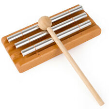 More details for chime three tone trio chime bell hand percussion chimes for prayer meditation
