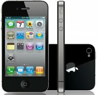 Apple iPhone 4S A1387 Unlocked - White/Black - 16GB (Europe Version) UK