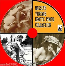 20 000 Erotic Art Images Collection on PC CD Semi Nude & Risque Titillating