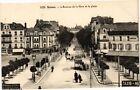 CPA Rennes-L'Avenue de la Gare et la place (265161)