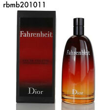 Fahrenheit Cologne by Christian Dior 3.3 / 3.4 oz / 100 ml Spray New In Box