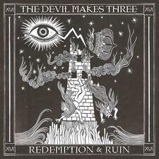 The Devil Makes Three - Redemption & Ruin [New Vinyl] Digital Download