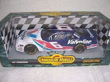1/18 #6 MARK MARTIN 1997 FORD THUNDERBIRD NASCAR ERTL DIECAST CAR-MIB
