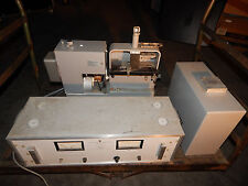 Vintage Leitz/Electro Powerpacs 396 Xenon Lamp Power Supply w/Projector/Scope!!