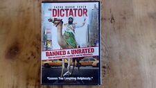 Used - DVD - THE DICTADOR - Language : English, Spanish ,- Region : 1 / NTSC