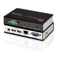Aten CE700A USB KVM Extender fino 150 metri su cavo CAT.5 CE 700