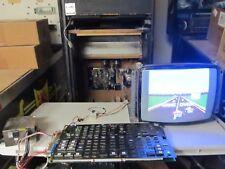 Atari Pole Position arcade game board set repair service