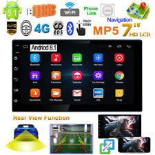 "7"" 2Din 12V Android Car Stereo Bluetooth WiFi MP5 Player GPS Navi AM FM Radio"