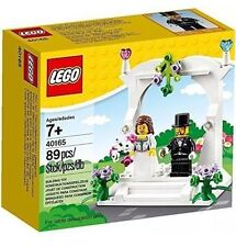 Lego 40165 Bride & Groom Wedding Favor Set New with Box