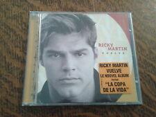 cd album ricky martin vuelve