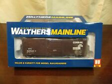 Walthers Mainline HO Scale NEW 910-1906 50' Sliding Door Box Car NYC 209568 NIB.