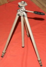 Vintage Soviet Russian tripod camera stand with adjustible legs