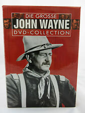 Die grosse DVD Collection John Wayne 15 DVD´s TOP Nr. 2