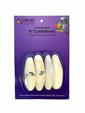 Birds Love Cuttlebone for Cockatiels Parakeets Budgies Finches Canaries Lovebird