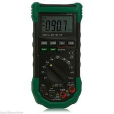 MASTECH MS8268 Auto RangeDigital Multimeter Sound Light Alarm FuseFrequency Test