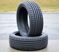 2 New Cosmo MuchoMacho 245/45R17 ZR 99W XL A/S High Performance All Season Tires
