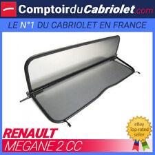Filet anti-remous coupe-vent, windschott Renault Megane coupé cabriolet - TUV