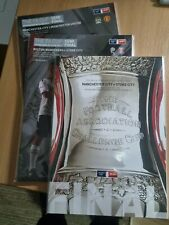 More details for fa cup final 2011 manchester city v stoke city + both semi final programmes new
