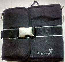 DELUXE TOMTOM G0 510 710 910 V2 V3 WATERPROOF BAG/CASE SATNAV SAFE PROTECT