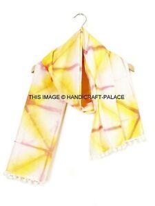 Coton Cravate Teinture Bandana Bandeau Tête Vêtement Foulard de Écharpe Cou