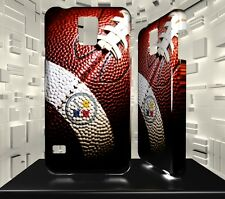 Coque rigide pour Samsung Galaxy S5 Pittsburgh Steelers NFL Team 03