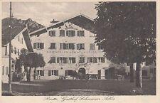 64958/66- Gasthof Schwarzer Adler Reutte in Tirol