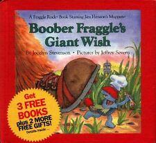 Boober Fraggles Giant Wish (A Fraggle Rock Book)