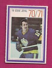 RARE 1970 KINGS EDDIE JOYAL  ESSO STAMP  (INV# A1785)