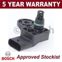 Bosch MAP Sensor Manifold Absolute Air Pressure 0261230252