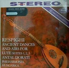 RESPIGHI - MERCURY - SR90199 -  ANCIENT DANCES - DORATI - 180 GRAMS