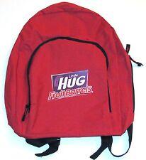 LITTLE HUG Fruit Barrels Drink Backpack Red BAG Promo Item NEW Unused