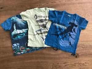 3 x Jako-o T-Shirt Set Gr. 128/134