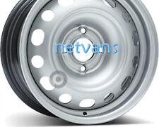 Cerchi in ferro 8477 6,5x15 4x108 ET27 Citroen Berlingo Peugeot Partner  2015
