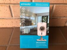 GENUINE Zmodo 720p HD Home Monitoring Camera with Two-way Audio