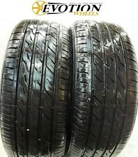 2155517 LANDSAIL 215 55 17 94W LS588 UHP Used Part Worn 6.2mm x 2 Tyres