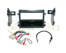 Radio Stereo Installation Dash Kit Combo SD + Wire Harness + Antenna F45